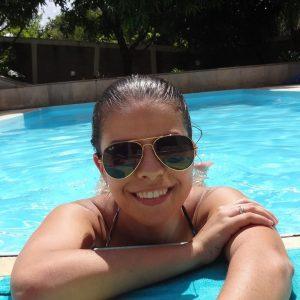 EX-ALUNA: Francine Santos