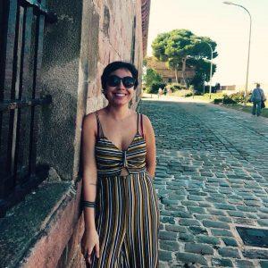 EX ALUNA: Érica Vaz De Oliveira Neiva