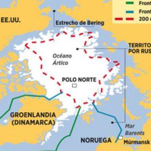 Geopolítica No Ártico
