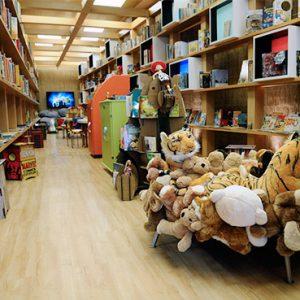 Biblioteca Infantil Multilíngüe