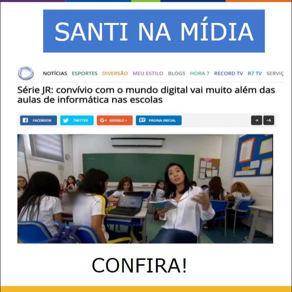 Confira As Matérias Publicadas Na Imprensa Sobre A Escola Em 2017