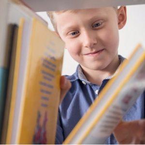 Você Já Levou Seu Filho A Uma Livraria?