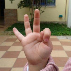 Dedos Para Contar
