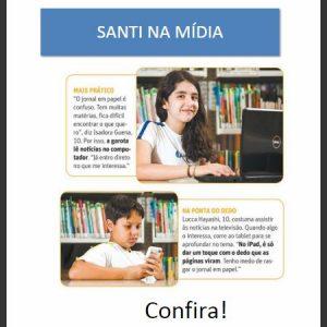 Confira As Matérias Publicadas Na Imprensa Sobre A Escola Em 2013