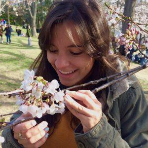 EX ALUNA: Stephanie Mantovani