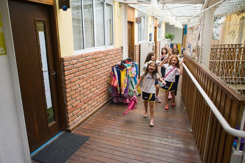 Educação Infantil - passarela