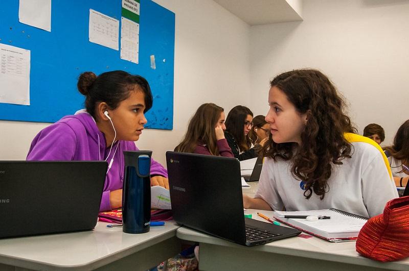 Ensino Fundamental - sala de aula