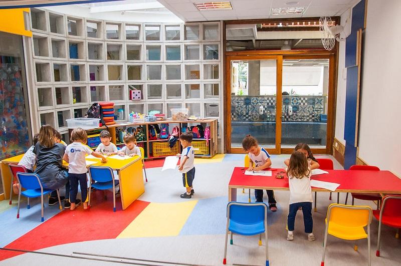 Educação Infantil - sala de aula