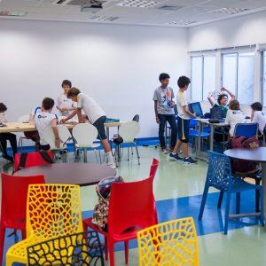Ensino Fundamental 2 - Espaço ConexãoSanti
