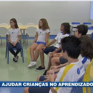 08/03 – Jornal Da Band: Meditação Pode Ajudar Crianças No Aprendizado