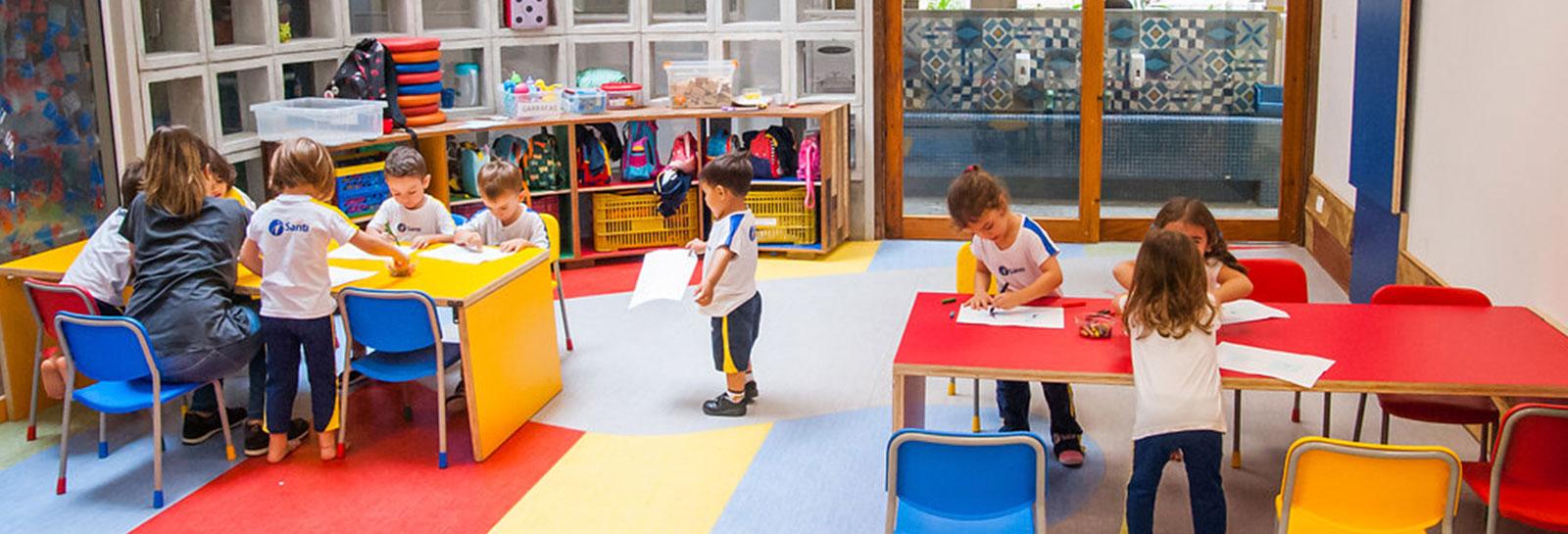 Escola Santi - Educação Infantil