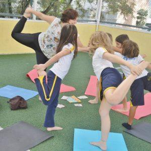 Yoga (+1 E +2)