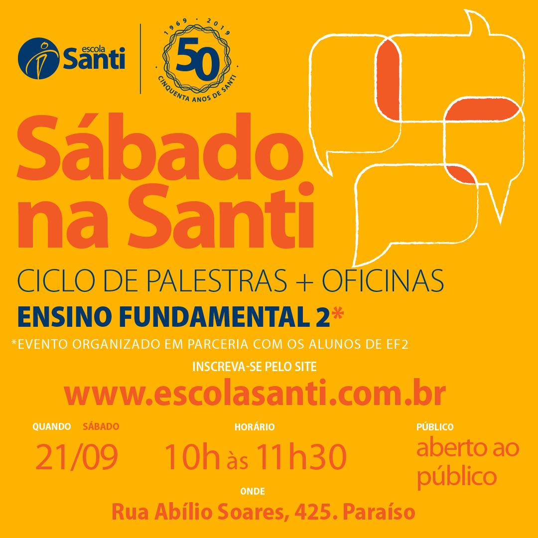 Sábado Na Santi EF2