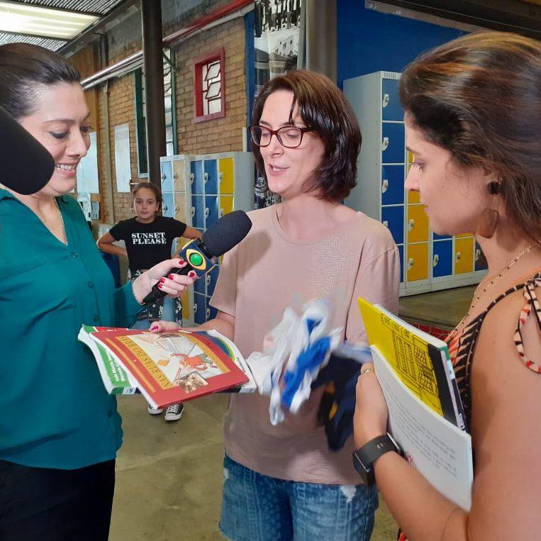 07/12 – Tv Band: Reaproveitar Livros E Uniformes Pode Ajudar A Economizar