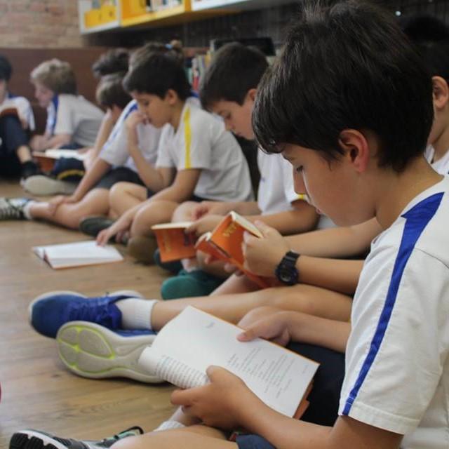 Práticas De Leitura Na Escola Escola Santi