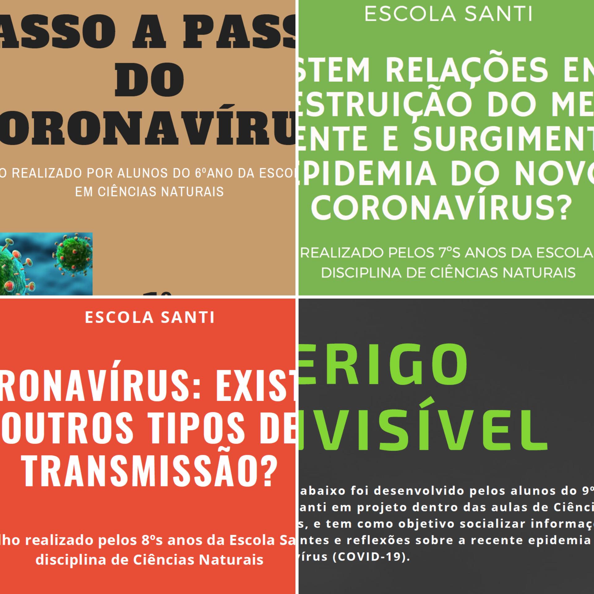 28/02 – A Situação Global Do Novo Coronavírus E O Papel Da Escola