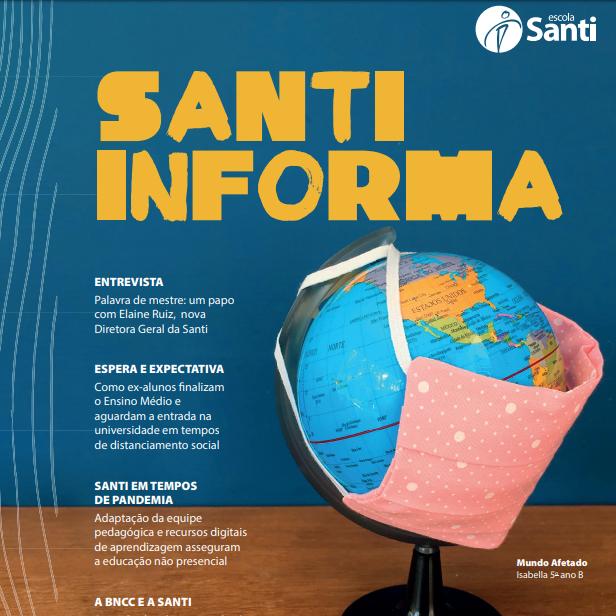 Santi Informa – Ano 21 – Junho De 2020