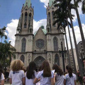 Visita Ao Centro De São Paulo